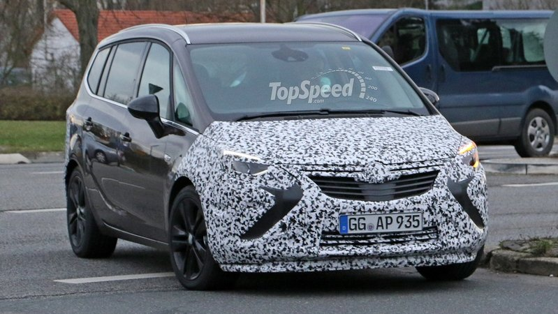 Opel Zafira Reviews Specs Prices Photos And Videos Top Speed