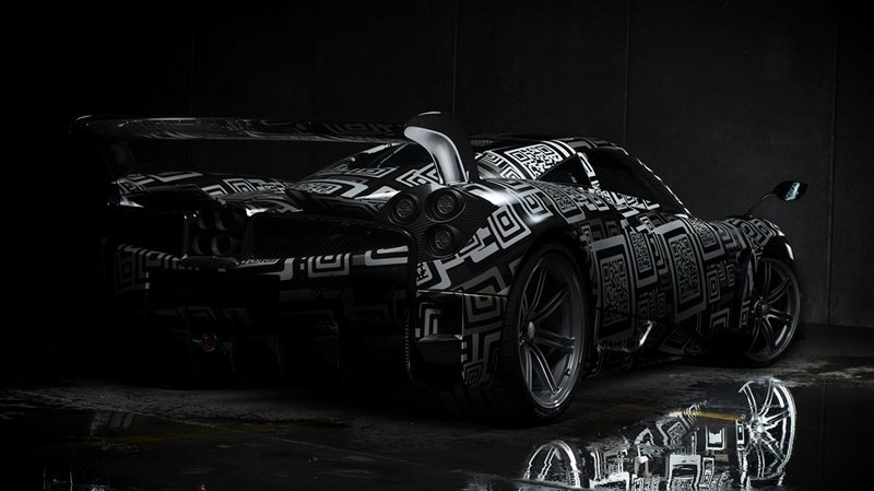 Pagani Teases Hardcore Version Of The Huayra