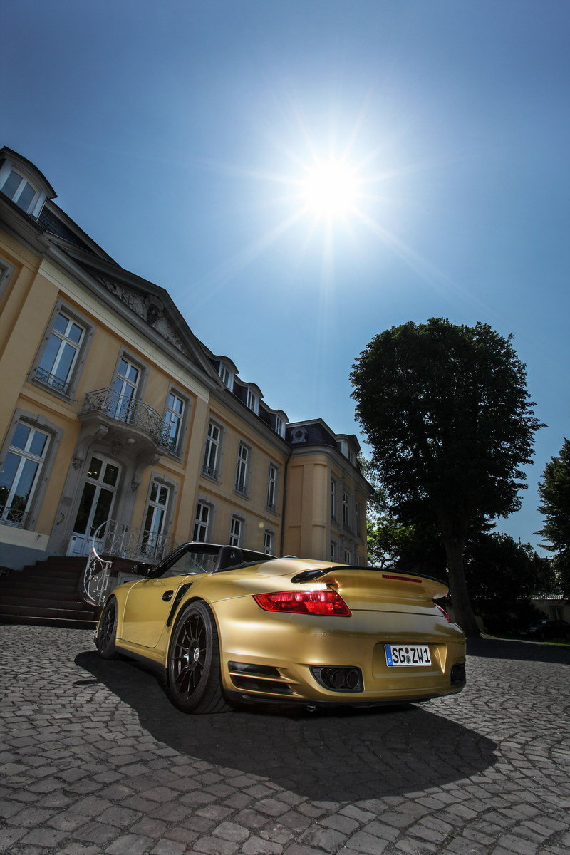 2012 Porsche 997 Turbo By Wimmer RS