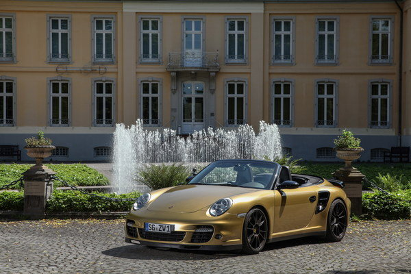 Porsche 997 Turbo By Wimmer RS