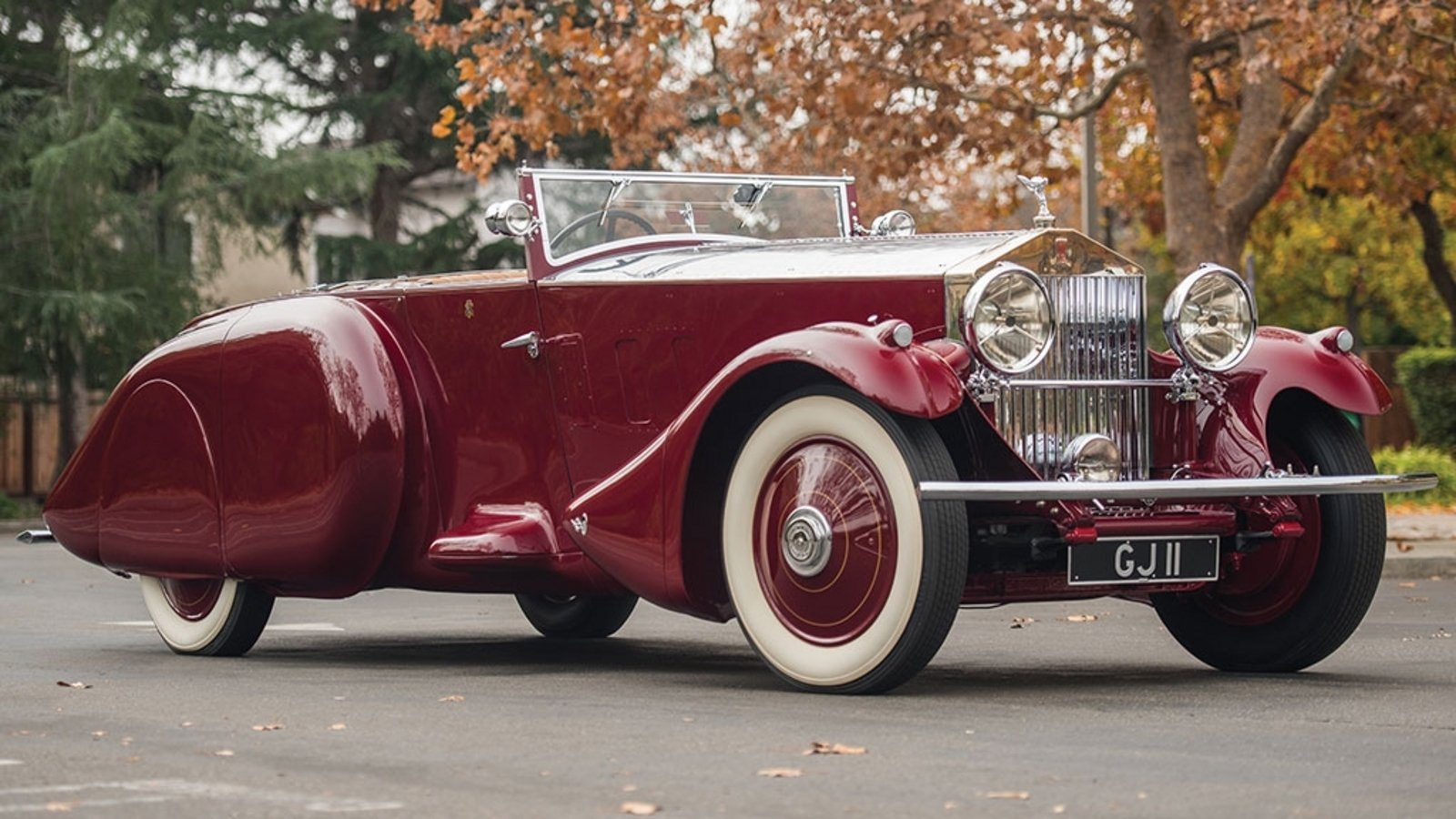 1930 Rolls Royce Phantom Ii Torpedo Sports Review Top Speed