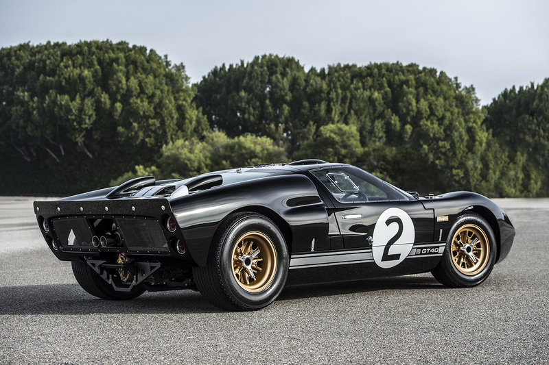 2016 Superformance 50th Anniversary Shelby GT40 MkII