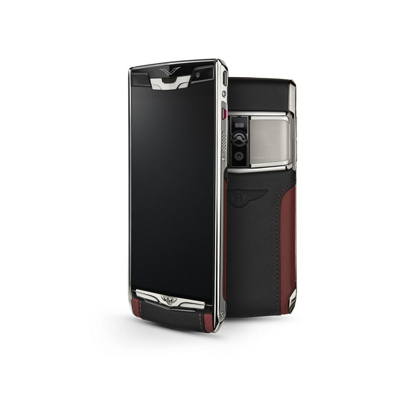 Vertu And Bentley Launch New Signature Touch Smartphone - image 661979