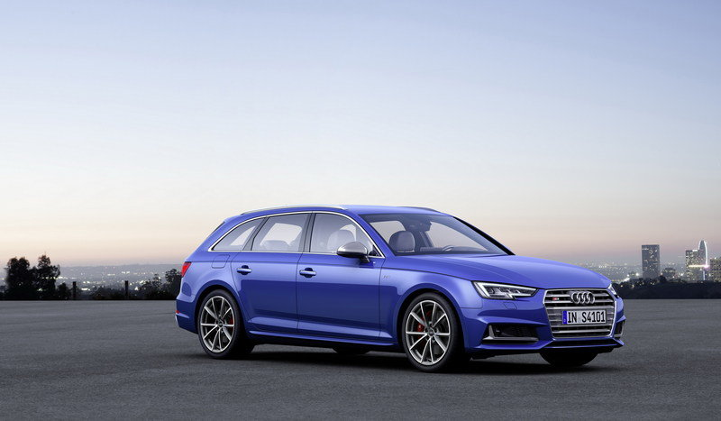 2016 Audi S4 Avant High Resolution Exterior - image 667117
