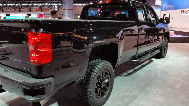 2016chevy silverado 2500hd midnight edition 2017 2018 best cars reviews. Black Bedroom Furniture Sets. Home Design Ideas