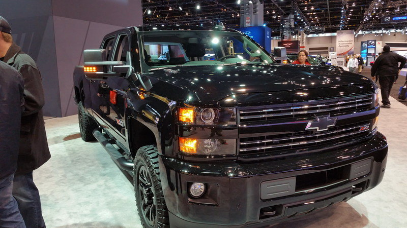 2016 chevrolet silverado 2500 hd z71 midnight edition picture 665473 truck review top speed. Black Bedroom Furniture Sets. Home Design Ideas