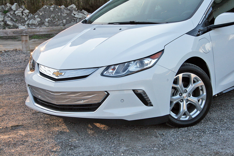 2016 Chevrolet Volt – Driven High Resolution Exterior - image 666218
