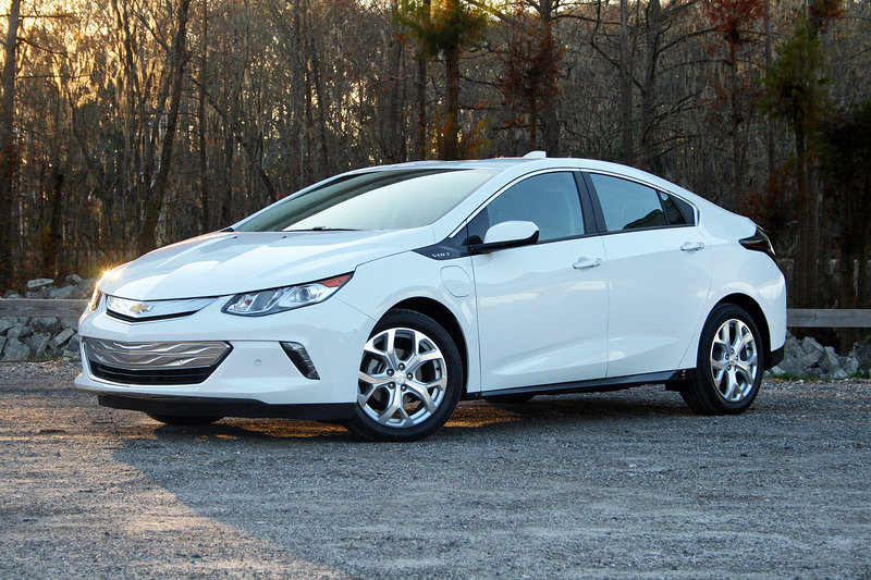 2016 Chevrolet Volt – Driven High Resolution Exterior Wallpaper quality - image 666209