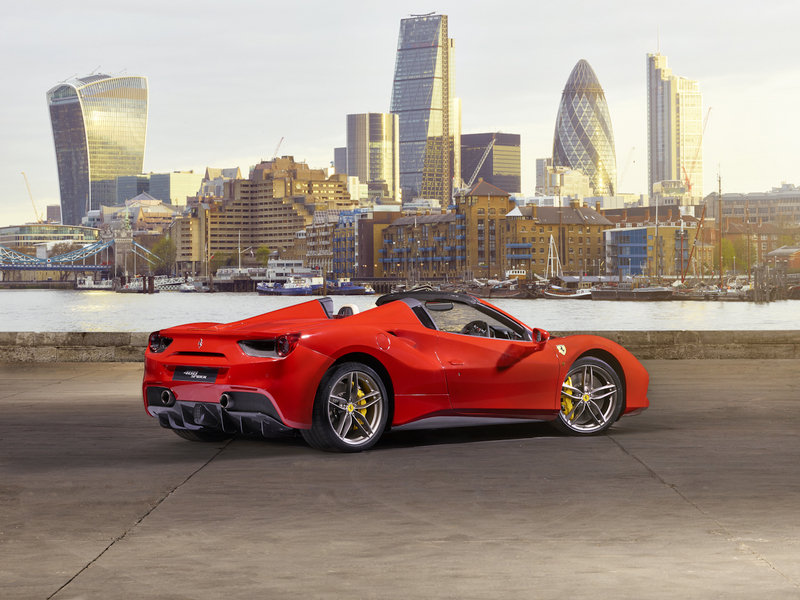 Ferrari Could Have a Packed Booth at the 2019 Geneva Motor Show