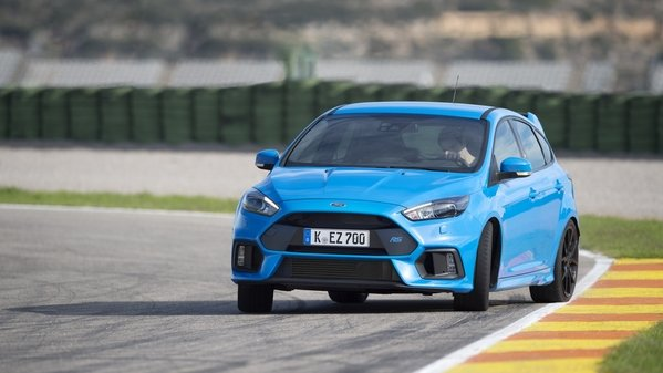 Ford Focus RS - Driving Impressions