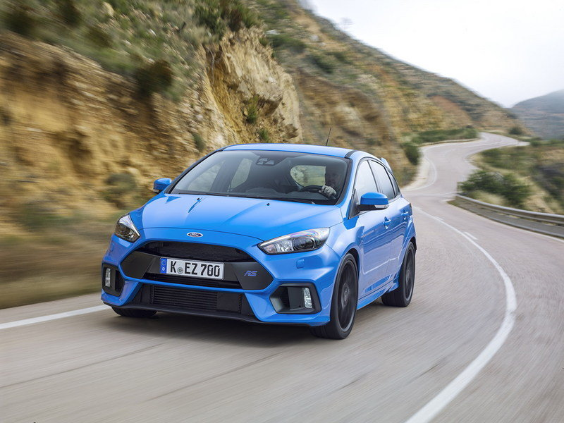 2016 Ford Focus RS High Resolution Exterior - image 664701