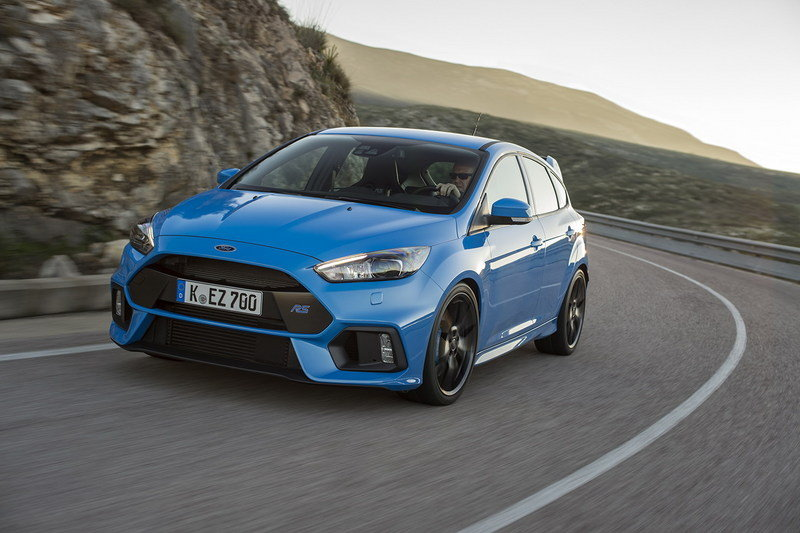 The Next-Gen Focus RS Could Stick it to Mercedes-AMG and Audi with a 400-Horsepower Hybrid Drivetrain