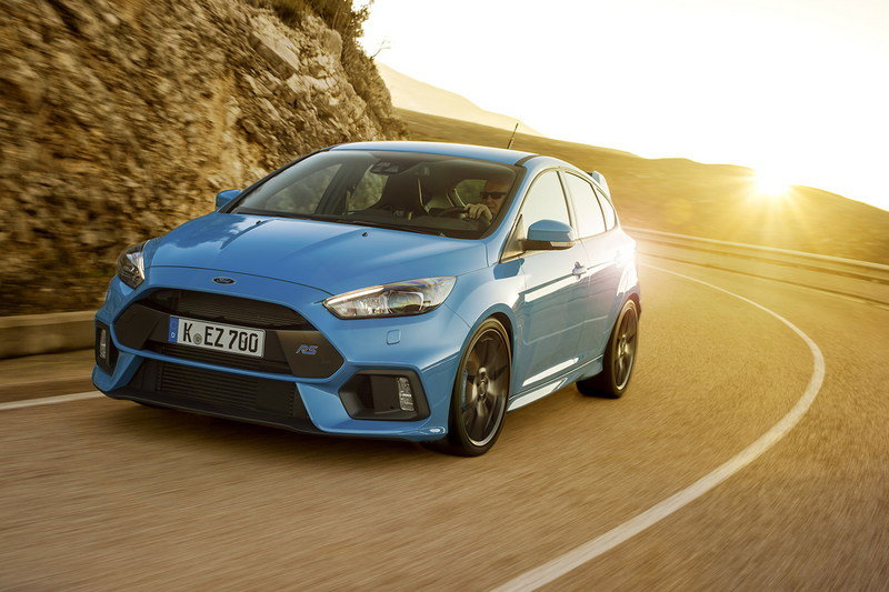 2016 Ford Focus RS High Resolution Exterior - image 664705