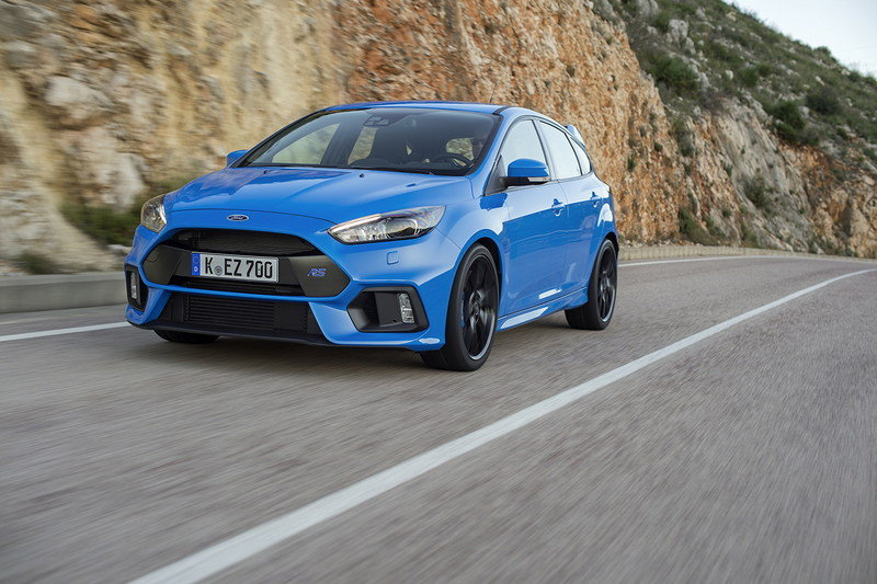 2016 Ford Focus RS High Resolution Exterior - image 664706