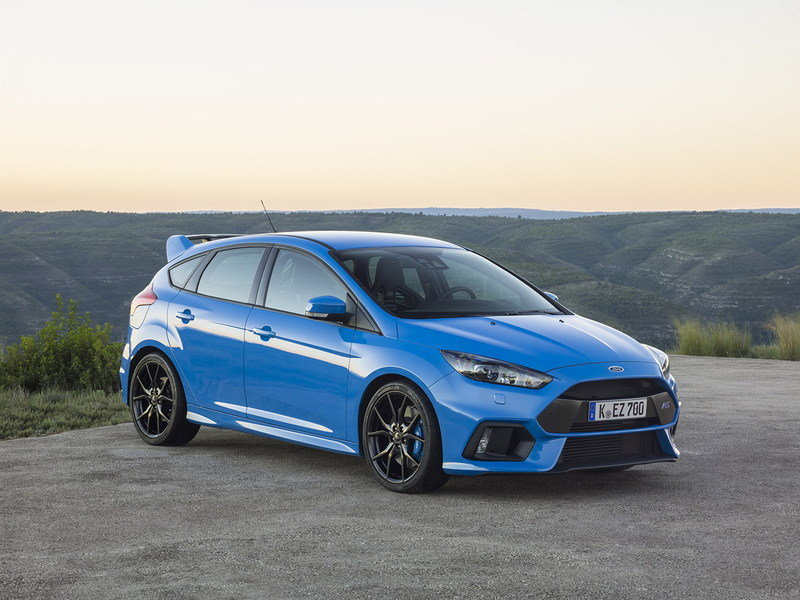 2016 Ford Focus RS High Resolution Exterior - image 664686