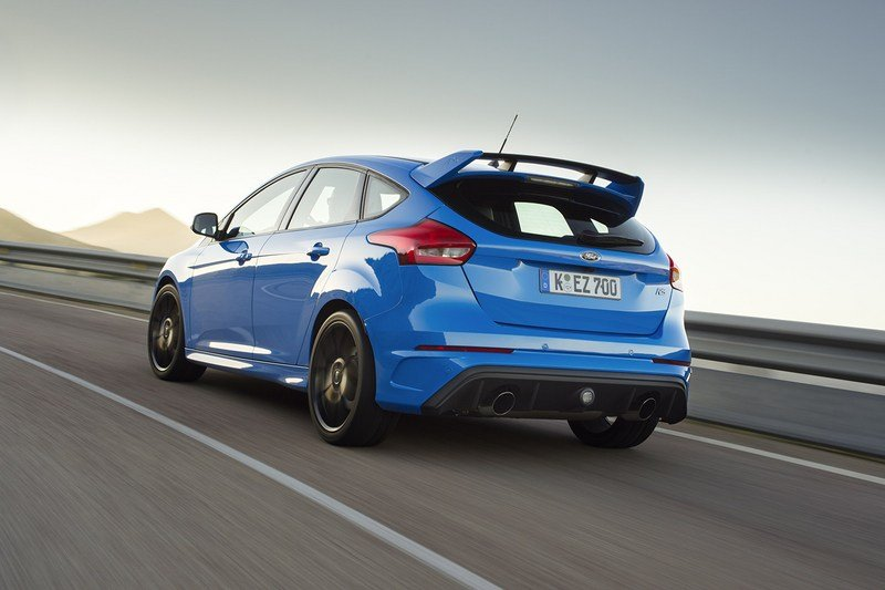 2016 Ford Focus RS High Resolution Exterior - image 664716