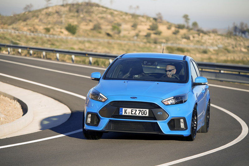 2016 Ford Focus RS High Resolution Exterior - image 664728