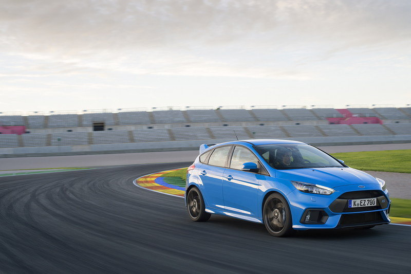 2016 Ford Focus RS High Resolution Exterior - image 664739