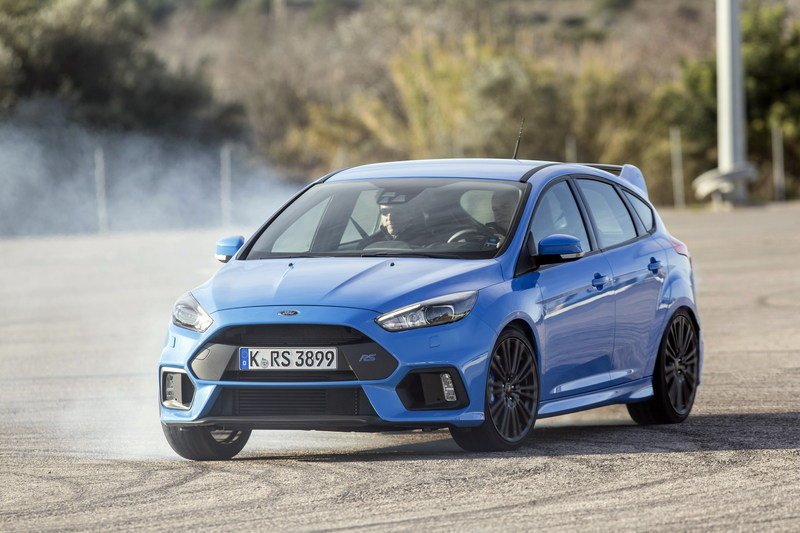 2016 Ford Focus RS - Driving Impressions High Resolution Exterior - image 664743