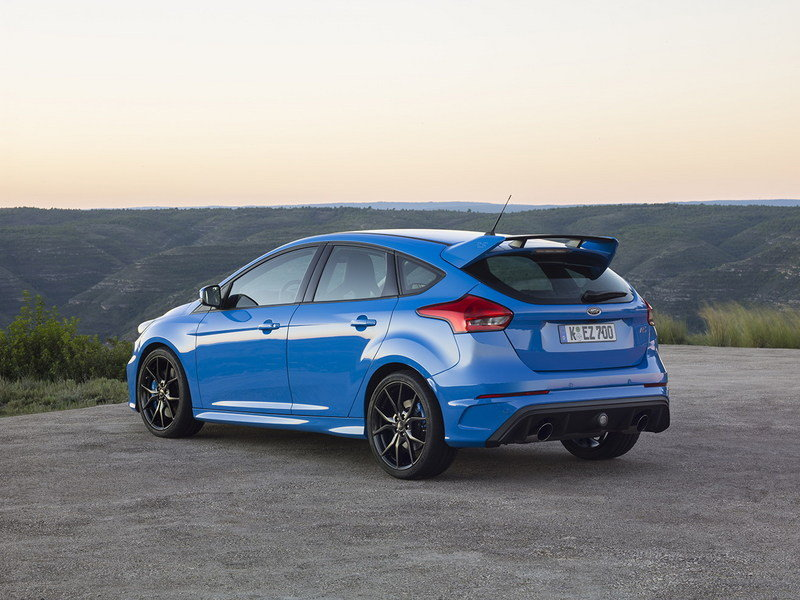 2016 Ford Focus RS High Resolution Exterior - image 664685