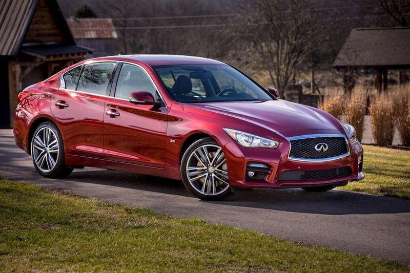 2016 Infiniti Q50 High Resolution Exterior Wallpaper quality - image 665242