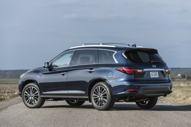2016 Infiniti QX60 High Resolution Exterior - image 666976