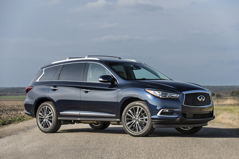 2016 Infiniti QX60 High Resolution Exterior - image 666977