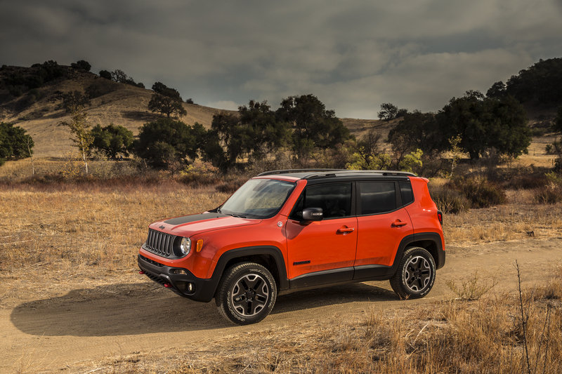 2016 Jeep Renegade Review High Resolution Exterior - image 666128