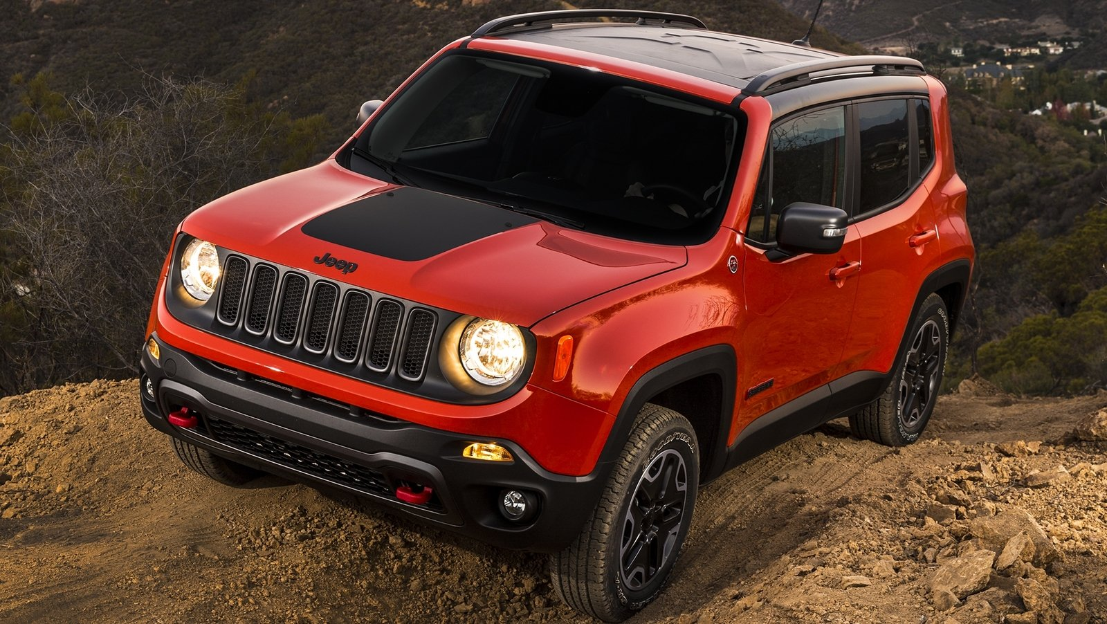 2016 jeep renegade review review top speed. Black Bedroom Furniture Sets. Home Design Ideas