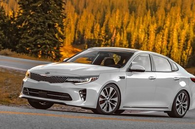 2016 Kia Optima Turbo Review