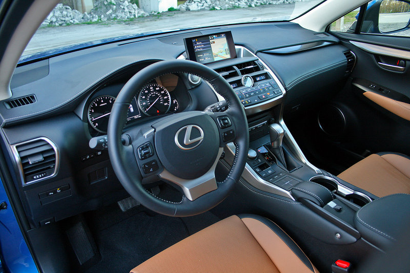 2016 Lexus NX200t – Driven High Resolution Interior - image 666488