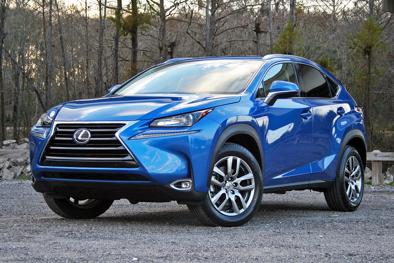 2019 Lexus NX F SPORT Black Line Edition | Top Speed