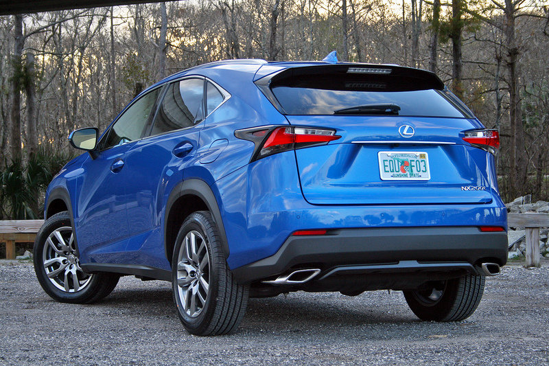2016 Lexus NX200t – Driven High Resolution Exterior - image 666473