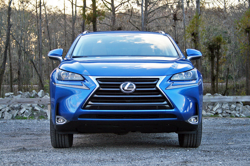 2016 Lexus NX200t – Driven High Resolution Exterior - image 666478