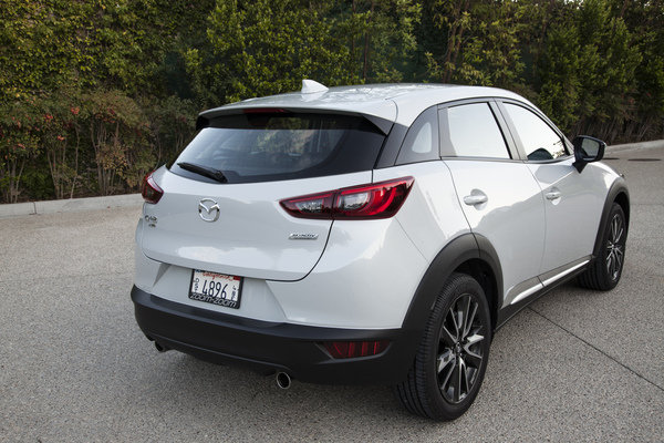 2016 mazda cx3 review car review top speed. Black Bedroom Furniture Sets. Home Design Ideas