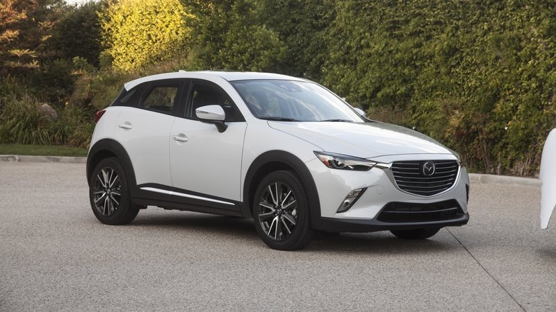 2016 Mazda CX3 Review
