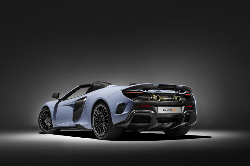 2016 McLaren 675LT Spider By MSO High Resolution Exterior Wallpaper quality - image 666294