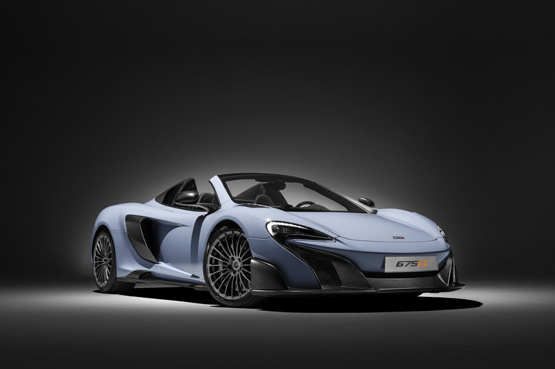 2016 McLaren 675LT Spider By MSO