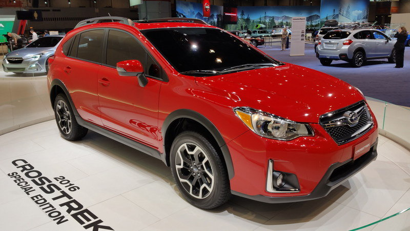 subaru xv crosstrek reviews specs prices photos and videos top speed. Black Bedroom Furniture Sets. Home Design Ideas