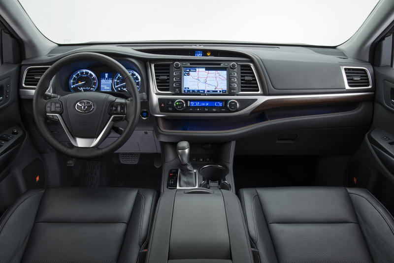 2016 Toyota Highlander Review High Resolution Interior - image 665861