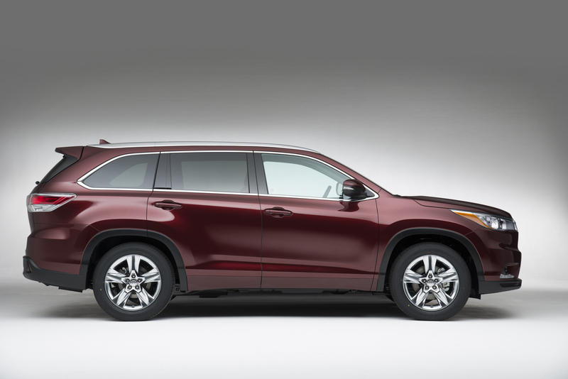 2016 Toyota Highlander Review