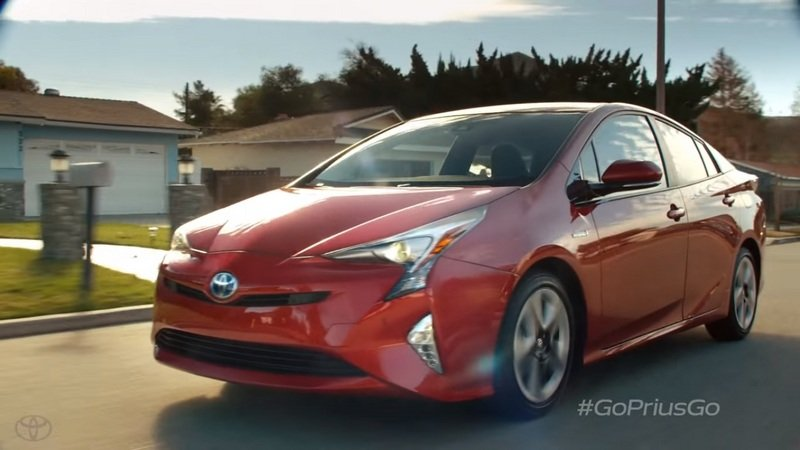 "2016 Toyota Prius Stars In ""Heck on Wheels"" Super Bowl Commercial: Video"