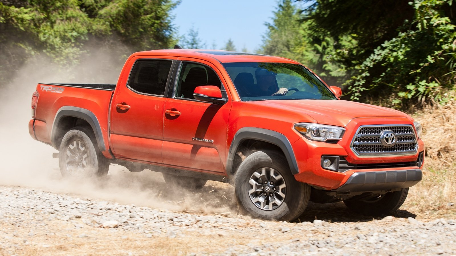 2016 toyota tacoma review top speed. Black Bedroom Furniture Sets. Home Design Ideas