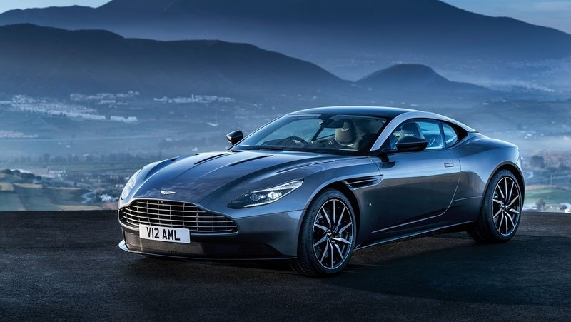 2017 Aston Martin DB11 High Resolution Exterior - image 667468