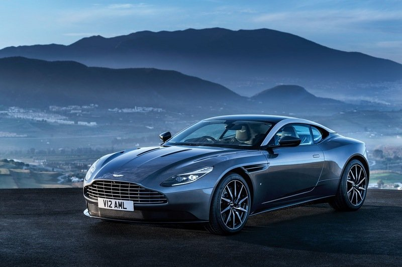 Comparison: 2019 Aston Martin DBS Superleggera vs. Aston Martin DB11