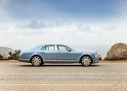 Big Surprise: Bentley Is Considering An SUV to Replace the Now Defunct Mulsanne Sedan - image 666928