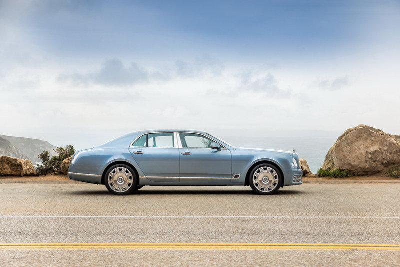 Big Surprise: Bentley Is Considering An SUV to Replace the Now Defunct Mulsanne Sedan