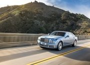 Big Surprise: Bentley Is Considering An SUV to Replace the Now Defunct Mulsanne Sedan - image 666929