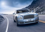 Big Surprise: Bentley Is Considering An SUV to Replace the Now Defunct Mulsanne Sedan - image 666930