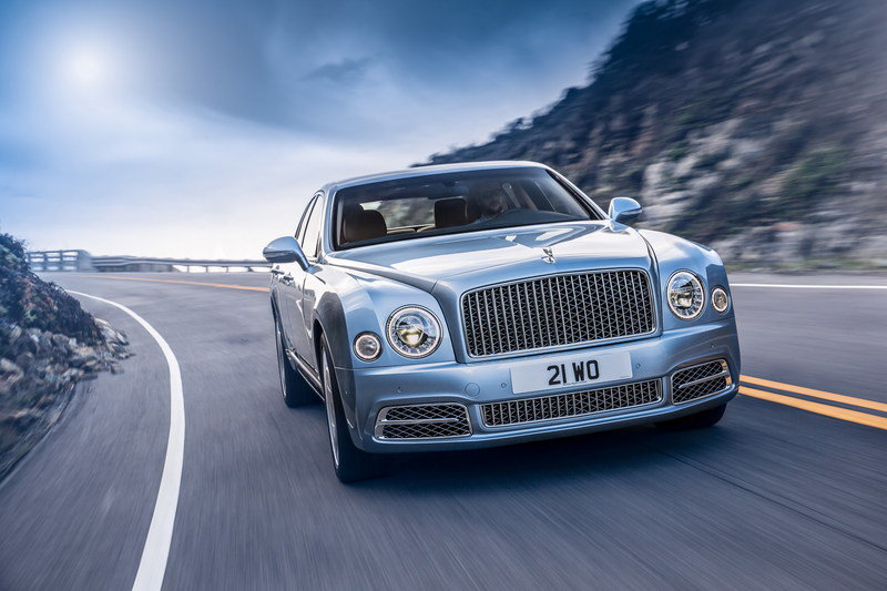 Here's Why Bentley Killed off the Overly Luxurious Mulsanne Sedan And What's Coming Next